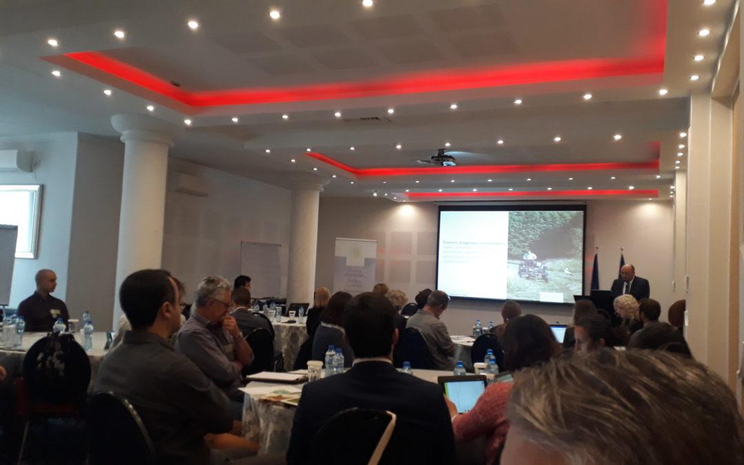 Cia Toscana in Romania al workshop EIP-Agri. Importante riconoscimento per Fertibio